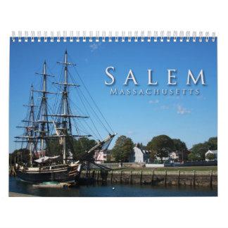 Salem, Massachusetts Calendarios De Pared