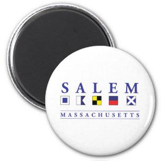 Salem, Massachusetts Imán De Frigorifico