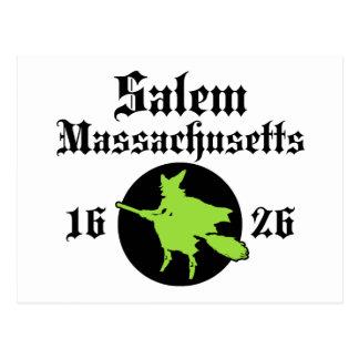 Salem Massachusetts Postales