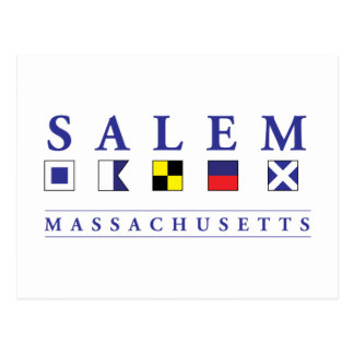 Salem, Massachusetts Postal