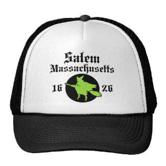 Salem Massachusetts Trucker Hat