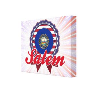 Salem, NH Lona Envuelta Para Galerias