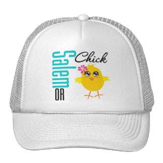 Salem OR Chick Hat