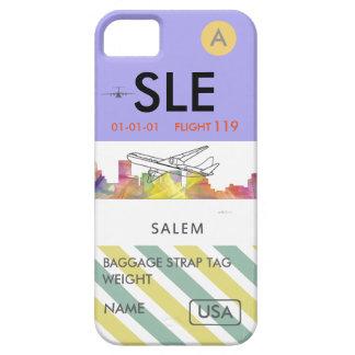 SALEM OREGON SKYLINE WB1 - iPhone SE/5/5s CASE