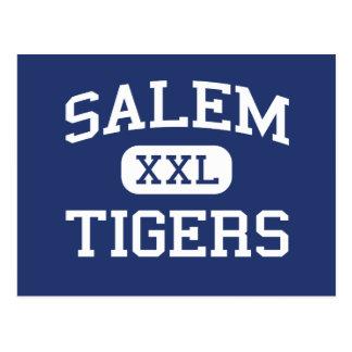 Salem Tigers Middle Salem West Virginia Postcards