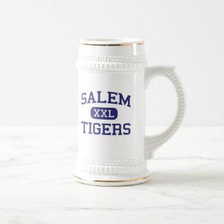 Salem - tigres - mayor - Salem Missouri Jarra De Cerveza
