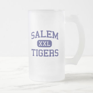 Salem - tigres - mayor - Salem Missouri Taza De Cristal