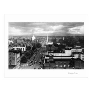 Salem, U opinión de la ciudad de la fotografía del Tarjeta Postal