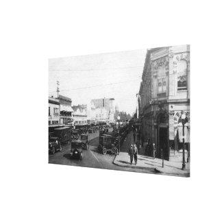 Salem, U opinión de la ciudad sobre la fotografía  Impresiones En Lienzo Estiradas