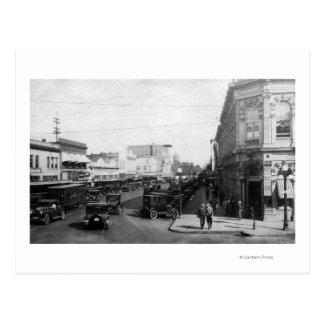 Salem, U opinión de la ciudad sobre la fotografía Tarjeta Postal