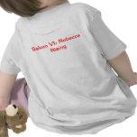 Salem VI: Productos de levantamiento de Rebecca Camiseta