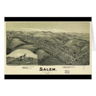 Salem West Virginia (1899) Card