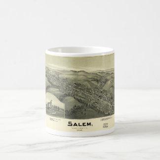Salem West Virginia (1899) Coffee Mug