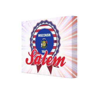Salem, WI Lona Estirada Galerías
