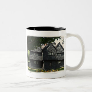 Salem Witch House Mug