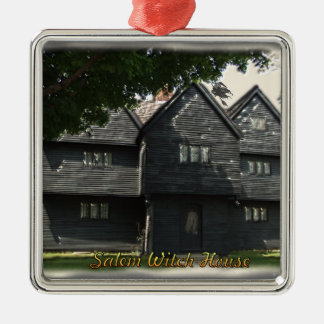 Salem Witch House Ornament