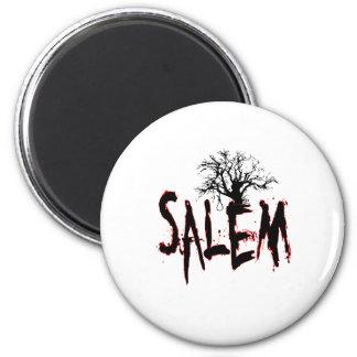 Salem Witch Trial Tree Noose Magnet
