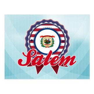 Salem WV Post Cards