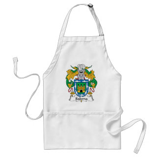 Salema Family Crest Aprons