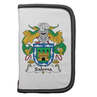 Salema Family Crest Planner