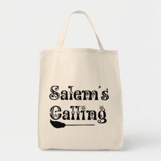 Salem's Calling Tote Bag