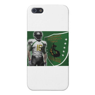 Salento Dragons iPhone 5 Cover