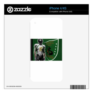 Salento Dragons Skin For The iPhone 4S