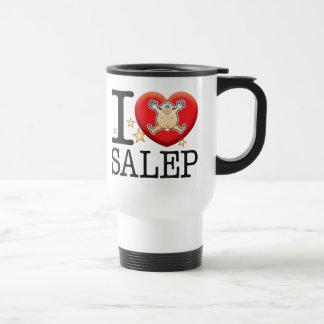 Salep Love Man Travel Mug