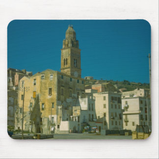Salerno Church and town Mouse Pads