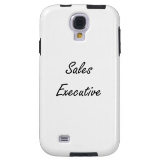 Sales Executive Artistic Job Design Galaxy S4 Case