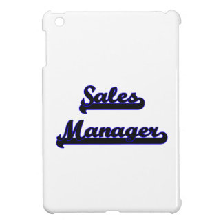 Sales Manager Classic Job Design Cover For The iPad Mini