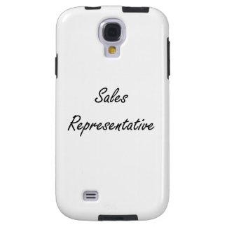 Sales Representative Artistic Job Design Galaxy S4 Case