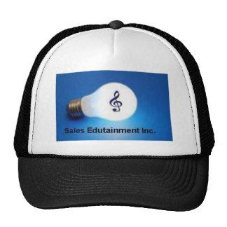 SalesEdutainment Logo Final JPG Image Trucker Hat