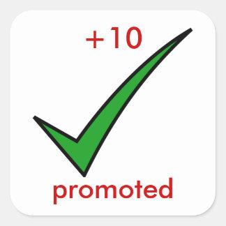 Salesforce.com Idea Sticker