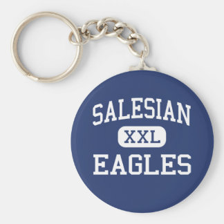 Salesian - Eagles - High - New Rochelle New York Keychain