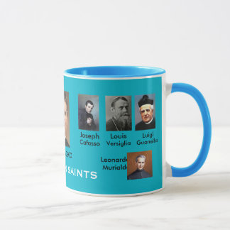 Salesian Saints Mug  Santi salesiani tazza