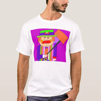 salesman 300 dpi illustrator copy T-Shirt