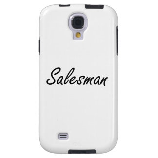 Salesman Artistic Job Design Galaxy S4 Case