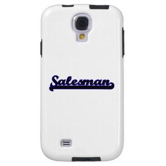 Salesman Classic Job Design Galaxy S4 Case