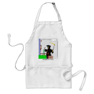 Salesman Of A Death Funny Gifts Cards Tees & Mugs Aprons