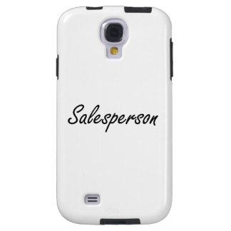 Salesperson Artistic Job Design Galaxy S4 Case