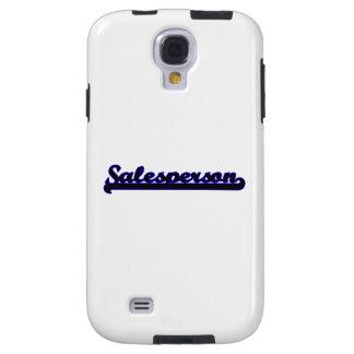 Salesperson Classic Job Design Galaxy S4 Case