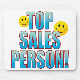 Salesperson Life B Mouse Pad