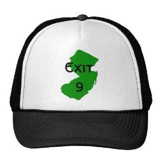 Salga 9 gorras del camionero