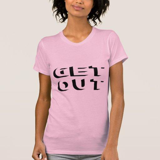 Salga Camisetas