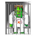 Salga de cárcel plantillas de membrete