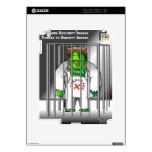 Salga de cárcel skins para iPad 2