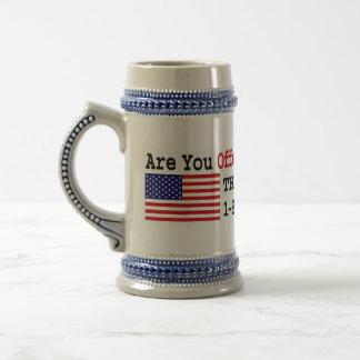 Salga de los E.E.U.U. Tazas De Café
