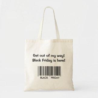 Salga de mi manera - viernes negro