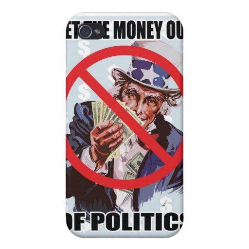 ¡Salga el dinero! Caso de IPhone 4 iPhone 4 Carcasa